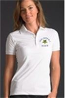 Elizabeth Chapter 3 OES  Short Sleeve Polo Shirt