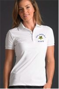Pride of Beaumont Chapter No 30 OES  Golf Shirt