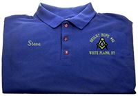 FRANKLIN LODGE 264 Masonic Golf Shirt