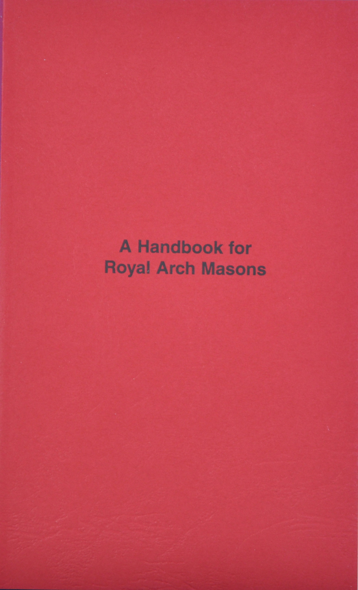 A Handbook for Royal Arch Masons