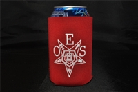 Eastern Star koozie holder