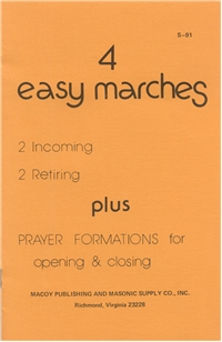 4 Easy Marches