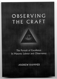 Observing the Craft by Andrew Hammer