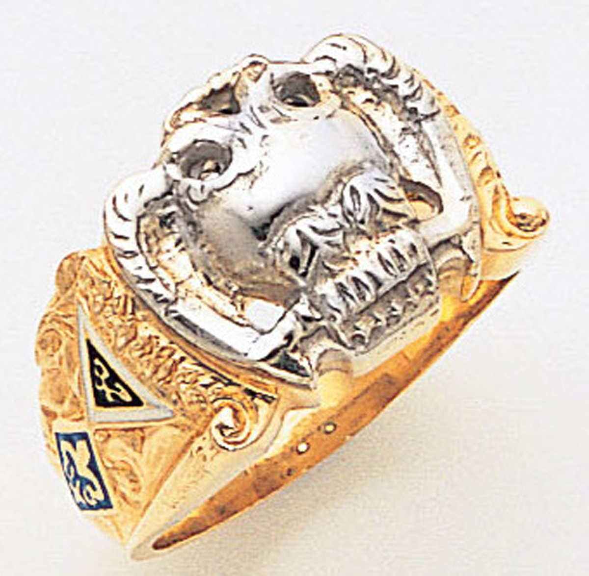 Masonic 32 Degree Scottish Rite Ring Macoy Publishing Masonic Supply 3388
