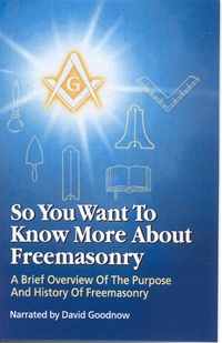 So you want to know more about Freemasonry Audiotape