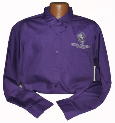 Kansas Grand Master Long Sleeve Shirt 2016-2017 (Presley)